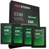 """HIKVISION SSD C100 Series 2.5"""" SATA 6GB/s Solid State Drive (Customize, 2 Years Warranty)"""