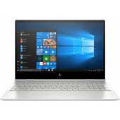 "HP Envy x360 15 DR100 Comet Lake - 10th Gen Core i7 QuadCore 16GB 512GB SSD 4-GB NVIDIA GeForce MX250 15.6"" Full HD IPS x360 MicroEdge Convertible Touchscreen LED Backlit KB W10 B&O Play (Natural Silver, HP Active Pen Included)"