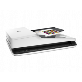 HP Scanner 2500 F1 Flatbed White