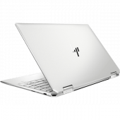 """HP Spectre x360 13 AW2004nr - Tiger Lake - 11th Gen Core i7 16GB 512GB SSD + 32GB Opt Intel IRIS-Xe Graphics 13.3"""" 4K Ultra HD UWVA OLED Convertible Touchscreen B&O Play Backlit KB FP Reader ThunderBolt 4 W10 Home (Silver, HP Active Pen & Sleeve Included)"""