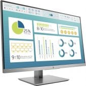 HP Elite- Display E273 27 Inch FHD 1080 IPS LED Monitor (HP Direct Local Warranty)