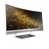 "HP Envy 34"" WQHD Curved LED Monitor With Webcam & MIC (Z7Y02AA)"