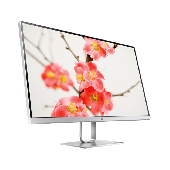 "HP Pavillion 27"" QHD Display LED Monitor ( 1HR74AA)"