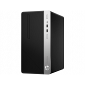 HP ProDesk 400 G5 Mini Tower Series PC - 8th Gen Core i3 8100 3.6GHz 04GB 1-TB Hard Drive DVDRW Keyboard & Mouse (1 Year HP Direct Local Warranty)