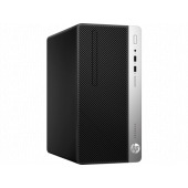 HP ProDesk 400 G5 Mini Tower Series PC - 8th Gen Core i5 8500 3.2GHz - 4.1GHz 04GB 1TB Hard Drive DVDRW Keyboard & Mouse (1 Year HP Direct Local Warranty)