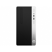 HP ProDesk 400 G5 Mini Tower Series PC - 8th Gen Core i3 8100 3.6GHz 04GB 1-TB Hard Drive DVDRW Keyboard & Mouse (3 Years HP Direct Local Warranty)