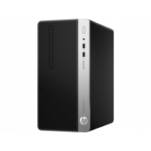 HP ProDesk 400 G5 MT - 8th Gen Core i7 8700 3.2GHz - 4.6GHz 04GB 1TB Hard Drive DVDRW Keyboard & Mouse (1 Year HP Direct Local Warranty)