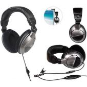 A4TECH HS-800 Stereo Gaming Headphone Mic in Line - Grey