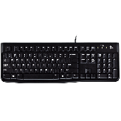 Logitech K120 Keyboard (Black)