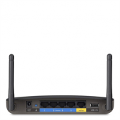 Linksys EA6100 AC1200 N300 Mbps+ Dual-Band WiFi Router