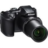 Nikon B500 16-MP 40x Digital Camera Black