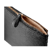HP Spectre 13.3 Split Leather Sleeve with Copper Zip