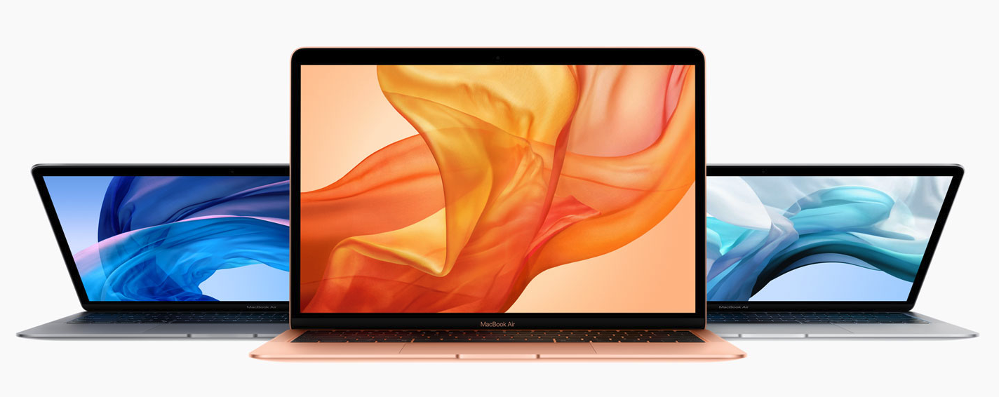 Latest MacBook Air 13-inch 2019
