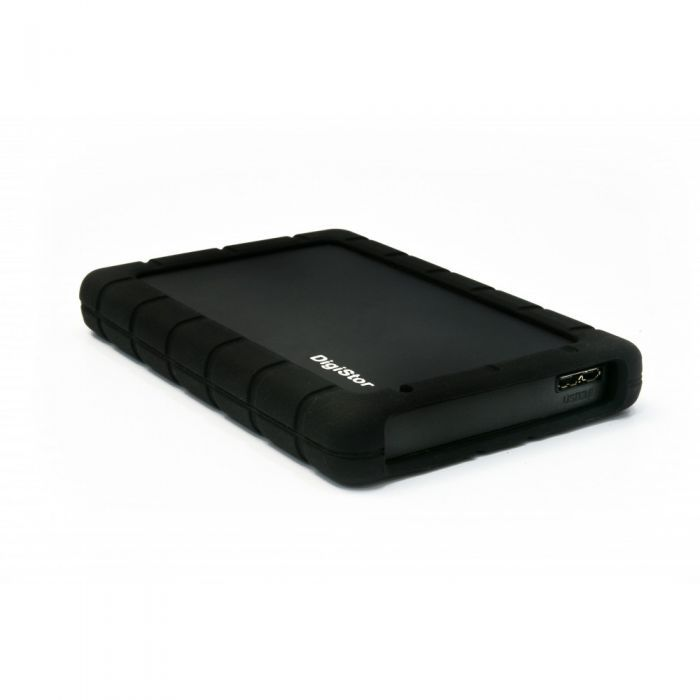 "Digistor D-Shock Rugged 500GB Portable USB 3.0 Hard Drive (2.5"")"