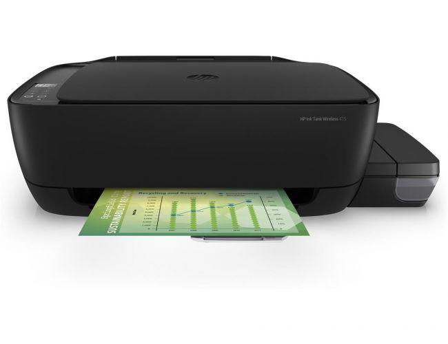HP Ink Tank 315 Color Printer 3 in 1 (Printer + Copier + Scanner)