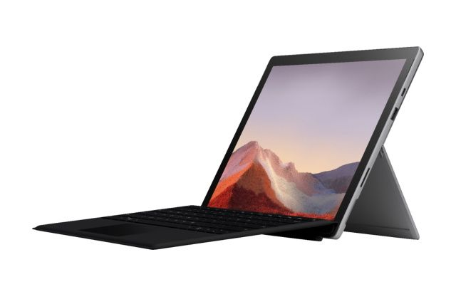 New Surface Pro 7 - 2019