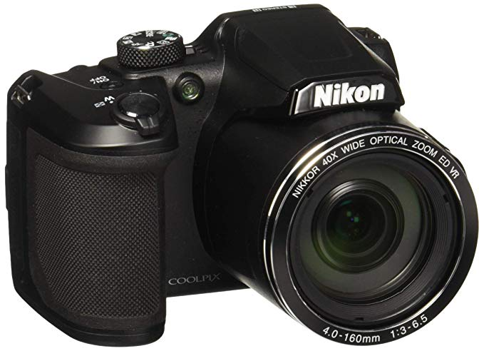 The Best and Amazing Nikon B500 16-MP 40x Digital Camera Black