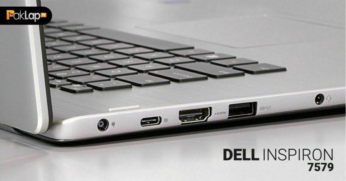 Dell Inspiron 15 7579 7th Gen Ci5 08GB 256GB SSD 15 6