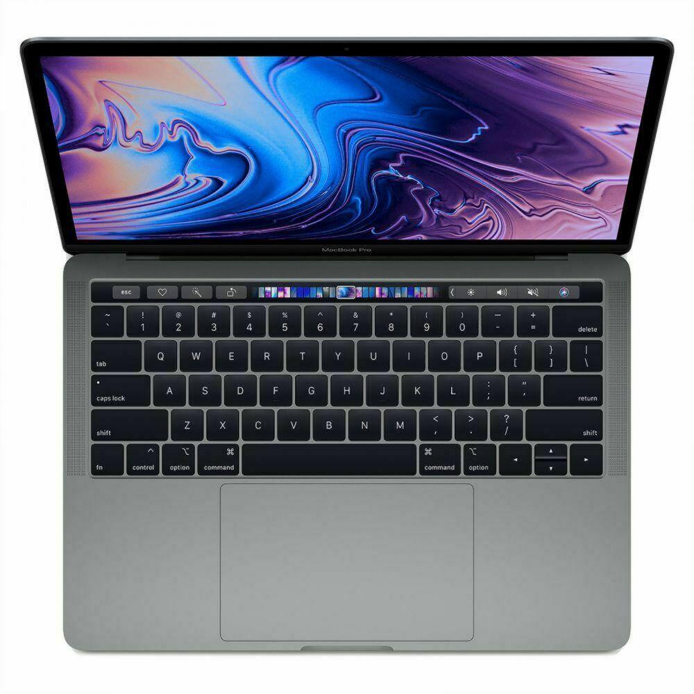 Apple MacBook Pro MR9Q2 With Touch Bar - 8th Gen Ci5 QuadCore 08GB 256GB  SSD 13 3