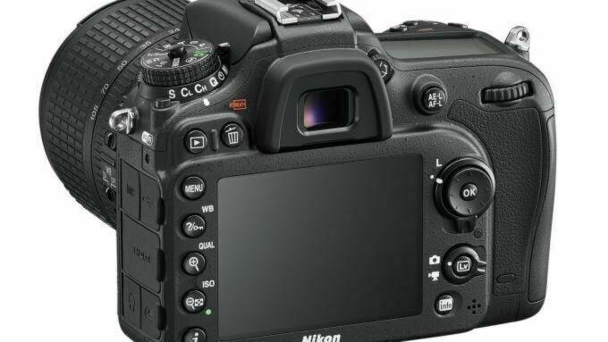 Nikon D7200 24 MP 18-140mm VR Lens Wi-Fi DSLR Camera Black
