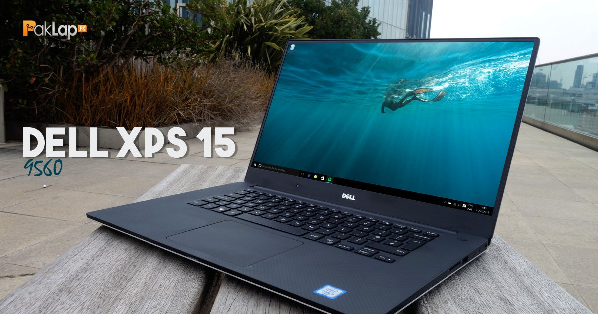 Dell XPS 15 9560 - 7th Gen Ci7 QuadCore 16GB DDR4 512GB SSD 4GB NVIDIA  GTX1050M 15 6